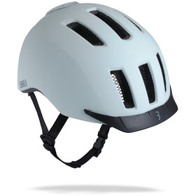 BBB Grid Helm, matt off white